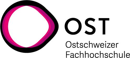 Logo OST - Ostschweizer Fachhochschule