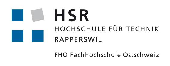 Logo HSR Hochschule für Technik Rapperswil