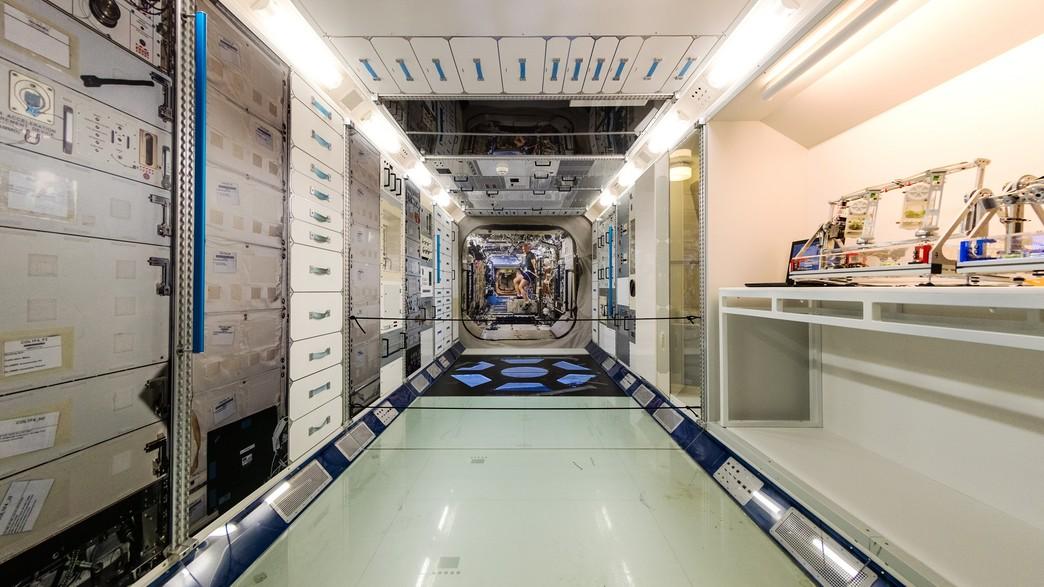 Raumfahrt-Ausstellung