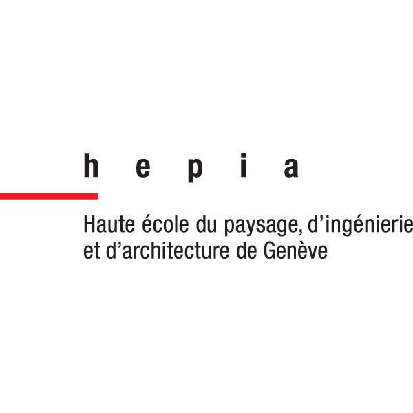 Logo Haute École du paysage, d'ingénierie et d'architecture de Genève hepia
