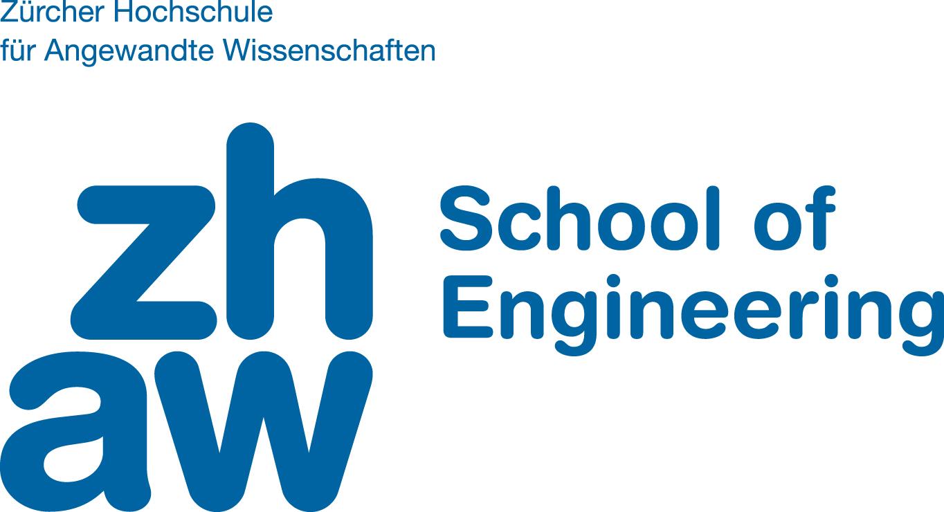 Logo ZHAW Zürcher Hochschule für Angewandte Wissenschaften